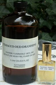 DISCONTINED! Tom Ford TOBACCO OUD EDP 2014 VINTAGE - 30ml/1.0 oz glass atomizer