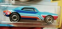 hot wheels '67 CAMARO 2019 Treasure Hunt New without package