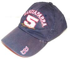 MLB Boston Red Sox Nomar Garciaparra 5 Cap Hat Adult Signed on rim olympic Gold