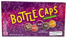 Formally Wonka Bottle Caps The Soda Pop Candy Large Box 141.7g American Sweets