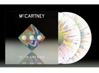 PAUL MCCARTNEY - MCCARTNEY III IMAGINED EXCLUSIVE SPLATTER 2LP PRE ORDER *PROOF*