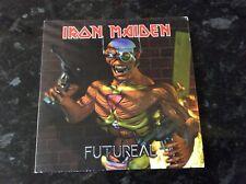Iron Maiden Futureal promo cd single 1998
