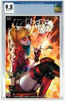 Harley Quinn #75 CGC 9.8 PRE-ORDER Exclusive Kael Ngu Cover A Variant Comic