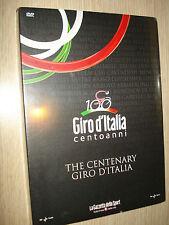 DVD EXTRA 100 CENTO ANNI THE CENTENARY GIRO D'ITALIA Denis Men'šov MENCHOV