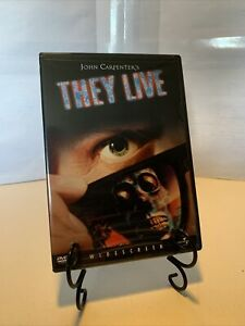 They Live (DVD, 2003) John Carpenter, Roddy Piper