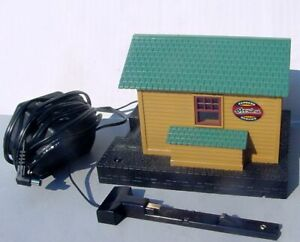 c.1996 New Bright G Scale Electric Train Parts: 18V Power Supply, House, Clip