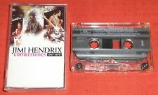 JIMI HENDRIX UK CASSETTE TAPE - CORNERSTONES 1967-1970 (BEST OF/GREATEST HITS)