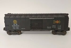 Vintage LIONEL 6464-225 Boxcar, Southern Pacific