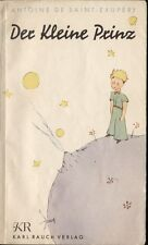 Saint-Exupéry, Antoine de. Der kleine Prinz. 1952