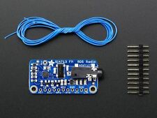 Adafruit Stereo FM Transmitter with RDS/RBDS Breakout - Si4713 [ADA1958]