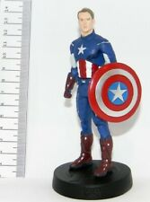 MARVEL MOVIE COLLECTION Eaglemoss Captain America - FIGURINE OVP in Box