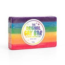 Original Gay Bar Soap Novely Rainbow Pride