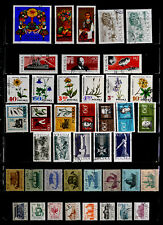POLAND: 1960'S STAMP COLLECTION COMPLETE SETS