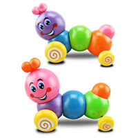 Kids Colorful Wind-up Toys Baby Developmental Educational Toy R1BO