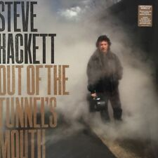 Steve Hackett - Out Of The Tunnel's Mouth(LTD. 180g White(Smokey) vinyl 2LP),Ins