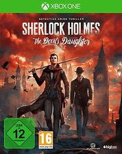 Sherlock Holmes: The Devil's Daughter (Microsoft Xbox One, 2016)