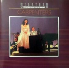 CARPENTERS startrax (CD, compilation, 1991) easy listening, vocal, soft rock