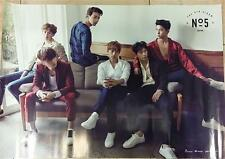 2PM NO.5 [ NIGHT VERSION ]  Poster in Tube- POSTER ONLY