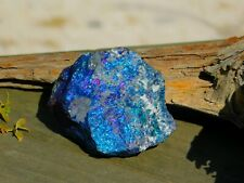 Peacock Ore Bornite Purple Blue Iridescence 111g to Cleanse and Balance Energy