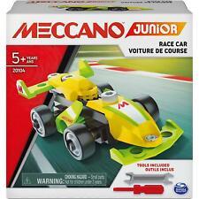 Meccano Junior Race Car Action Builds