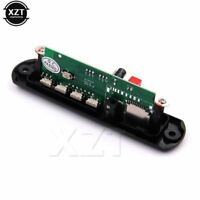 1pcs Wireless Bluetooth 12V MP3 WMA Decoder Board Audio Module USB TF Radio For