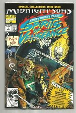 Ghost Rider Blaze Spirits of Vengeance # 1 Part 2 Polybagged MArve l Comic Book