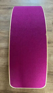 Wobbel Board  With Felt Used Condition