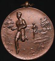 Vintage Sports 'Running' Medal | Medals | KM Coins