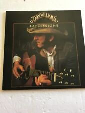 Don Williams•Expressions•LP•record• Rare• Collectible• Ships N 24hrs