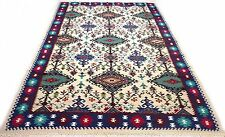"Antique vintage tribal handmade hand-knotted  kilim rug 67"" x 122""  pure wool #2"