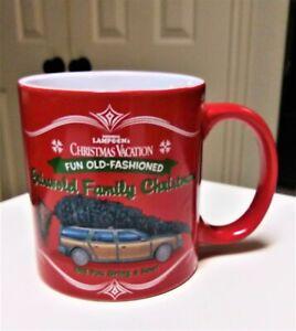 National Lampoon's Christmas Vacation 20 Oz Coffee Mug Griswold Family Christmas