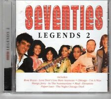 (GM83) Seventies Legends 2, 20 tracks various artists - 2003 CD