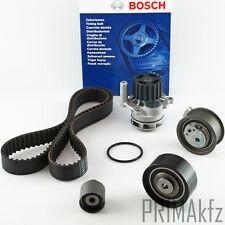 Bosch Timing Belt 1987949603+ Roller Set Water Pump Audi Seat Skoda VW 2.0 Tdi