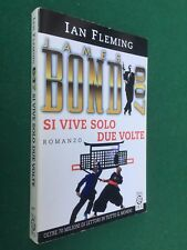 Ian FLEMING - SI VIVE SOLO DUE VOLTE TeaDue (1998) Libro JAMES BOND 007
