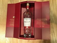 THE MACALLAN RARE CASK EMPTY HIGHLAND SCOTCH WHISKY BOX & BOTTLE