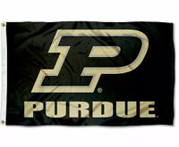 NEW Purdue Boilermakers Flag 3'X5' Metal Grommets Banner FREE SHIPPING