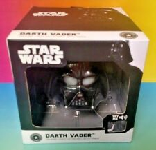 New STAR WARS DARTH VADER TALKING LIGHT-UP HELMET WITH TIMER COLLECTABLE SERIES