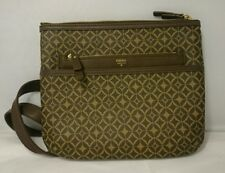 $158 NEW Fossil Tessa XBody Multi Brown SHB1468249 Crossbody Handbag Bag Cute
