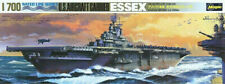 Model Kit Of Fitting boats Ship Hasegawa U.S.Aicraft Carrier Essex Scale