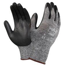 1 DOZEN (12 Pair) Ansell HyFlex 11-801 Foam Nitrile Coating Gloves Size 9
