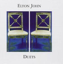 Elton John Duets CD NEW SEALED George Michael/Leonard Cohen/Chris Rea/Don Henley