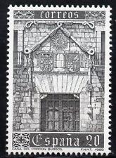 España estampillada sin montar o nunca montada 1989 SG3014 Cordon House, Burgos