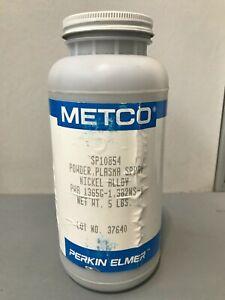 Thermal Spray Powder Sulzer Metco 382NS-1 Nickel Alloy SP10854 PWA 1365G-1