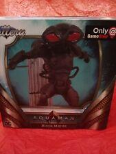 DC Gallery Diamond Select Black Manta Diorama Aquaman Movie GameStop Exclusive