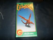 Grenadier Julie Guthrie's 9902 Red Dragon DUNGEONs & DRAGONS BOX IS SEALED