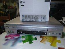 Lg LV 4685 VIDEOREGISTRATORE VHS PAL/NTSC- SP/LP/HIFI STEREO **NUOVO*PERFETTO**