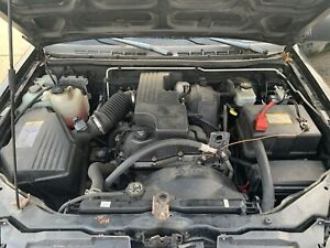 2004 2005 2006 GMC Canyon Chevrolet Colorado 2.8L Engine