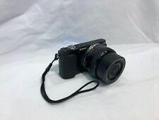 Sony Nex 3N digital mirrorless camera with case & accessories