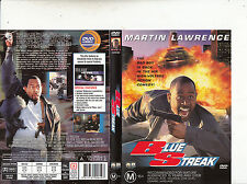 Blue Streak-1999-Martin Lawrence-Movie-DVD