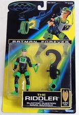 ESL3413. BATMAN FOREVER: THE RIDDLER Action Figure -Kenner (1995)